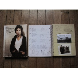 BRUCE SPRINGSTEEN DARKNESS ON THE EDGE OF TOWN COLLECTOR
