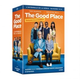 THE GOOD PLACE ITNEGRALE